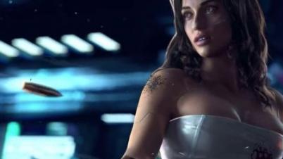 《赛博朋克2077》宣传片