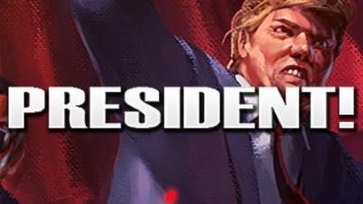 【逍遥小枫】川普侠(Mr.President)