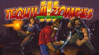 【逍遥小枫】 烈酒僵尸(Tequila Zombies 3)