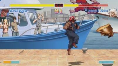 《终极街头霸王2:最后的挑战者》上市预告片