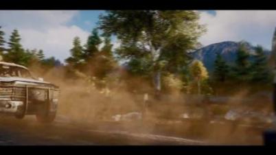 《孤岛惊魂5》完整长度宣传片