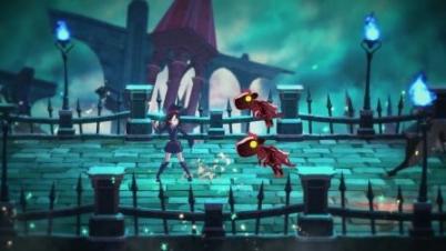 《小魔女学园:时之魔法与七不可思议》广告