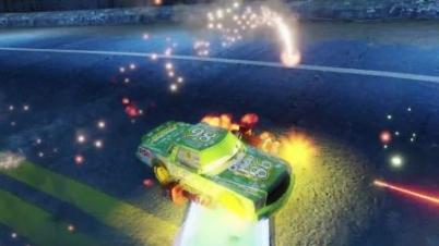 迪士尼游戏《汽车总动员3》预告
