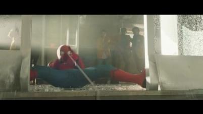 《蜘蛛侠》新预告