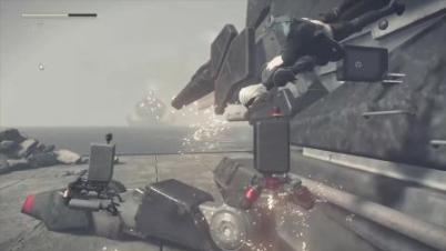【陈踏岚】《尼尔: 机械纪元·NieR: Automata》娱乐实况 第九期