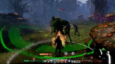 《隐秘世界:传奇》战斗系统预告