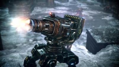 《战争机器4》宣传片