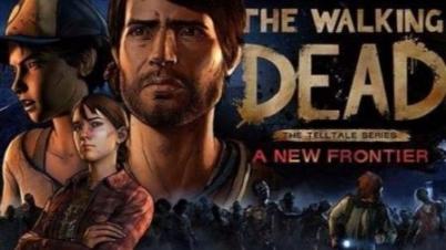 【陈踏岚】《行尸走肉 第三季新边界The Walking Dead A