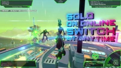 《悬浮:玩家暴动》PC版上市预告片