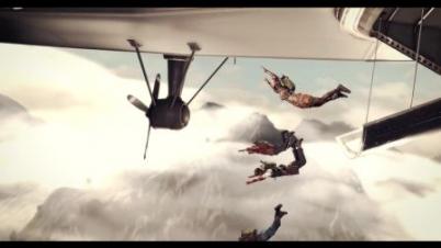 《奇异小队》首部预告片
