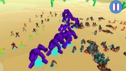 【逍遥小枫】 全面战争模拟器3D#7