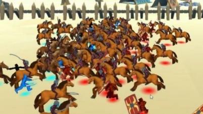【逍遥小枫】全面战争模拟器3D#7