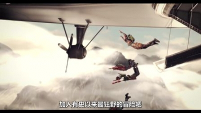 3DMGAME_《异域奇兵》预告片(中文字幕)