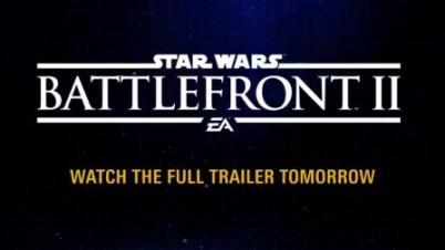 《星球大战:前线2》预热预告片