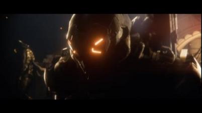 BioWare新作《Anthem》首个预告片