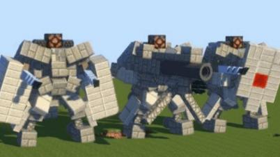 【逍遥小枫】Minecraft植物大战僵尸#2