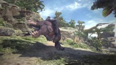 《怪物猎人:世界》E3 2017预告
