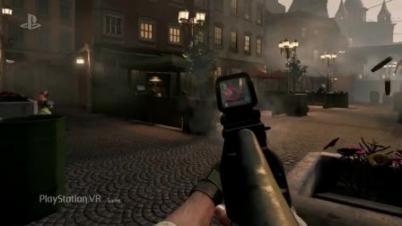 索尼PSVR 游戏新作02