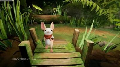 PSVR新作《Moss》E3预告片