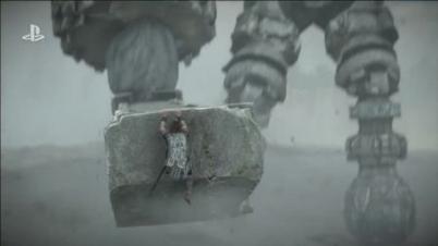 《旺达与巨像》重制版登陆PS4