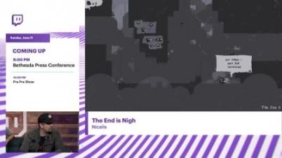 E3 2017《终结将至》演示视频