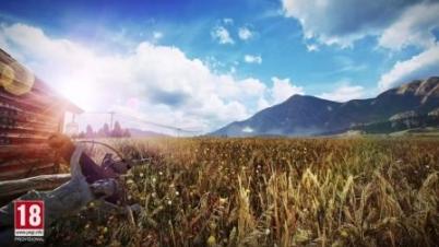 孤岛惊魂5预告片