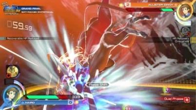 《口袋铁拳DX》E3决赛