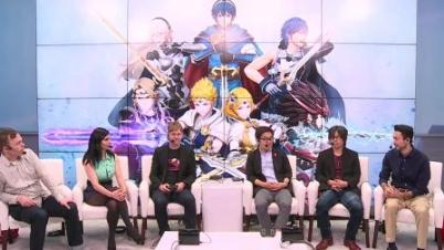 Switch《火焰纹章无双》2017 E3试玩影像