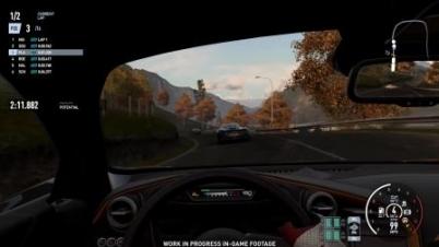 《赛车计划2》McLaren 720S舱内视角演示