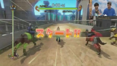 《勇者斗恶龙11》赛马游戏