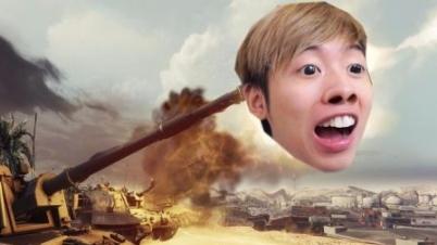 装甲战争丨相爱相杀
