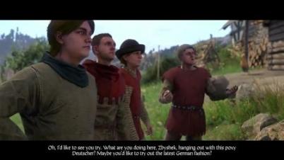 《天国:拯救》最新演示视频