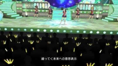 《偶像大师:百万Live》手游MV《透明的序章》