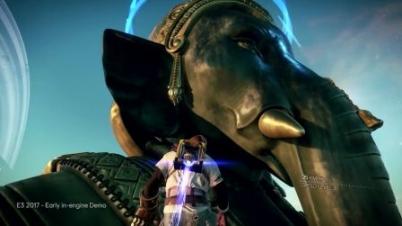 《超越善恶2》实机演示视频