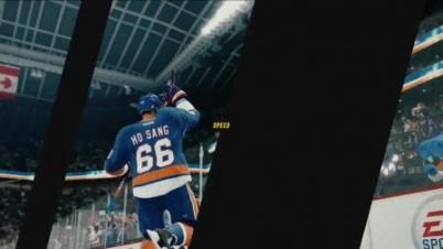 《NHL 18》游戏演示宣传片
