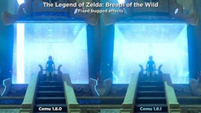 Wii U模拟器CEMU 1.81b发布