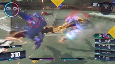 《高达VERSUS》DLC预告