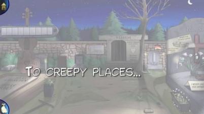 《德米特里:玩世不恭大冒险》PS4版预告片