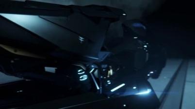 《星际公民》太空摩托车预览