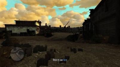 荒野大镖客PS3模拟器