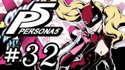 【DEV】【女孩轻松赚钱的打工】女神异闻录5 #32