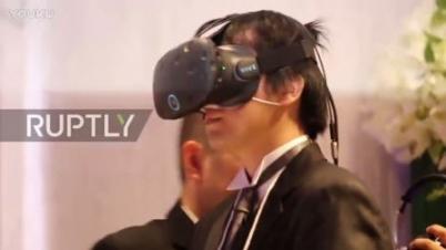 日本游戏公司推出VR婚礼