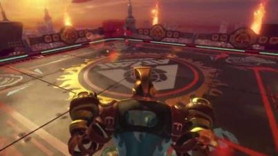 《ARMS》新DLC角色预告片