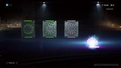 《星球大战:前线2》开箱子系统首个展示