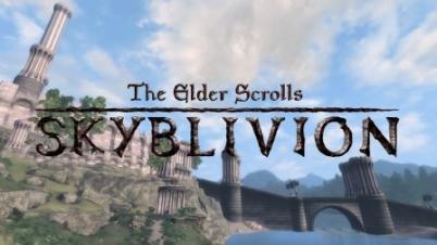 """《上古5》""""Skyblivion""""新视频"""