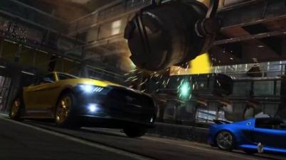 《竞速之王》上市预告片