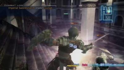 《最终幻想12:黄道时代》实机演示