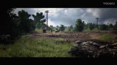 二战新游《人间地狱》首个预告