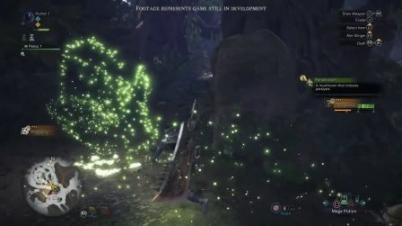 《怪物猎人:世界》新实机演示