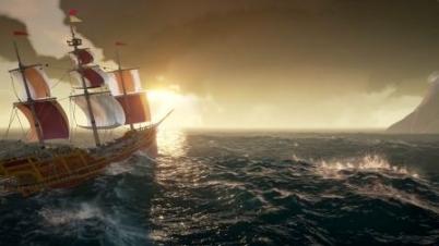 海战大作《贼海》新视频